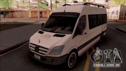Mercerdes-Benz Sprinter Cdi para GTA San Andreas