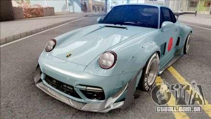 Porsche 911 GT2 Yasiddesign Style para GTA San Andreas