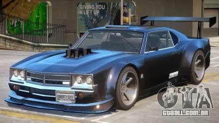 Declasse Sabre GT Custom para GTA 4