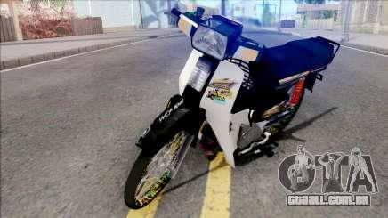 Honda EX5 Dream Malaysian Style para GTA San Andreas