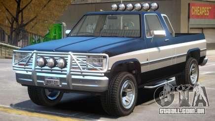 Declasse Rancher Pick-up V1.1 para GTA 4