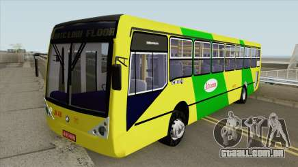 Kurtc Low Floor Bus para GTA San Andreas