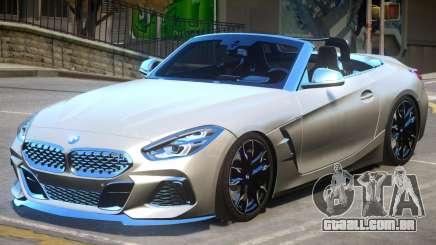 BMW Z4 2019 para GTA 4
