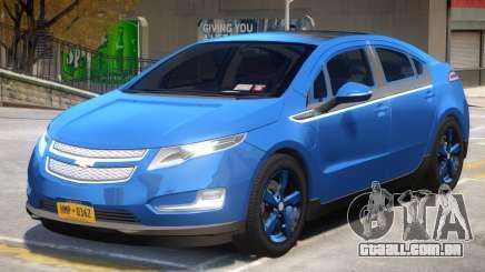 Chevrolet Volt R1 para GTA 4