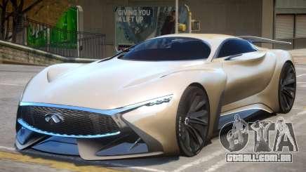 2014 Infiniti Concept V1.1 para GTA 4