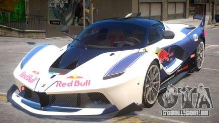 Ferrari FXX-K PJ6 para GTA 4