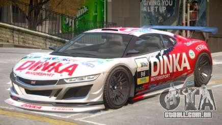 Dinka Jester Sport PJ3 para GTA 4