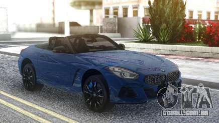 BMW Z4 G29 2019 para GTA San Andreas