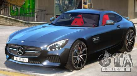 Mercedes-Benz AMG GT3 Upd para GTA 4