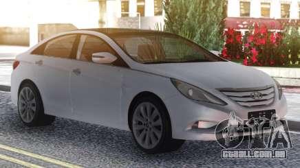 Hyundai Sonata Y20 2016 para GTA San Andreas