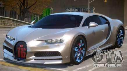 2018 Bugatti Chiron Sport v1.1 para GTA 4