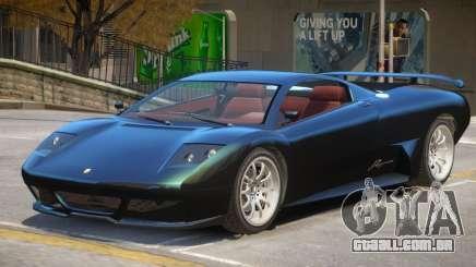 Infernus Improved para GTA 4