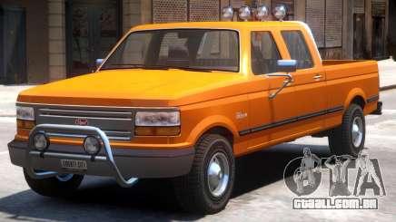 Vapid Sadler Crew Cab para GTA 4