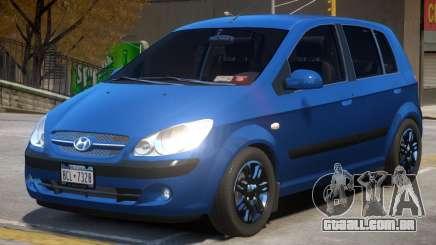 Hyundai Getz V1.1 para GTA 4