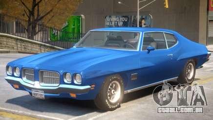1971 Pontiac LeMans para GTA 4