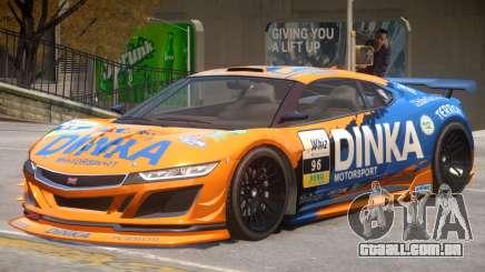 Dinka Jester Sport PJ2 para GTA 4