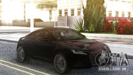 Audi TTS 2015 Black Edition para GTA San Andreas