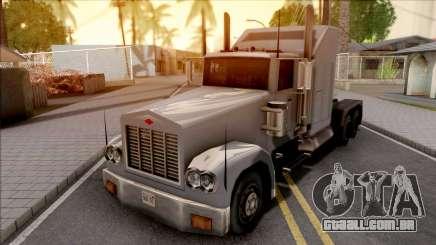 Juggernut SA Style para GTA San Andreas