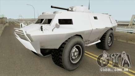 HVY APC GTA V (SA Style) para GTA San Andreas
