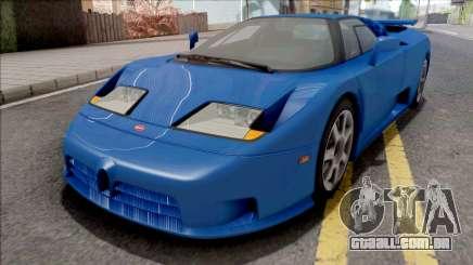 Bugatti EB110 SS (US-Spec) 1992 HQLM para GTA San Andreas