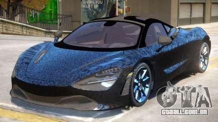 McLaren 720S V1.1 para GTA 4