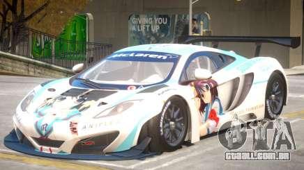 McLaren MP4 PJ6 para GTA 4