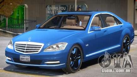 Mercedes Benz S600 para GTA 4