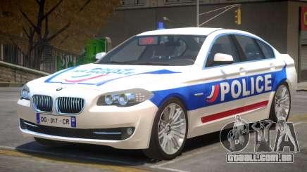 BMW Police V2 para GTA 4