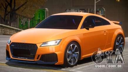 2019 Audi TT RS v1.2 para GTA 4