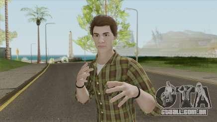 Peter Parker V1 (Spider-Man PS4) para GTA San Andreas