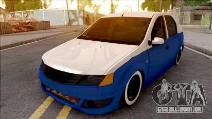 Dacia Logan 2004 Oldschool Style para GTA San Andreas