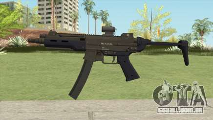 Hawk And Little SMG (With Scope V3) GTA V para GTA San Andreas