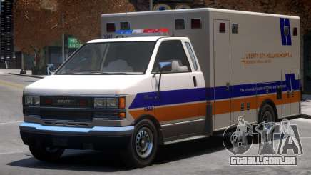 Ambulance Holland Hospital para GTA 4