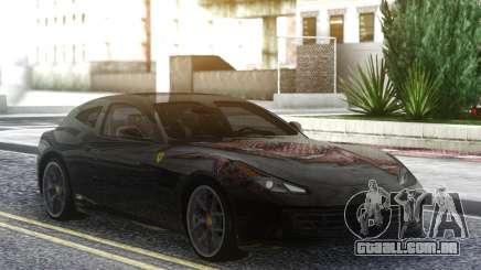 Ferrari GTS4 Lusso para GTA San Andreas