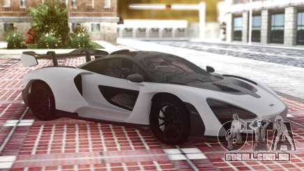 McLaren Senna 2019 Sport para GTA San Andreas