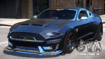 Shelby Super Snake 2019 para GTA 4