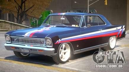 1966 Chevrolet Nova PJ2 para GTA 4