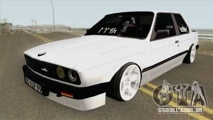 BMW E30 MQ para GTA San Andreas