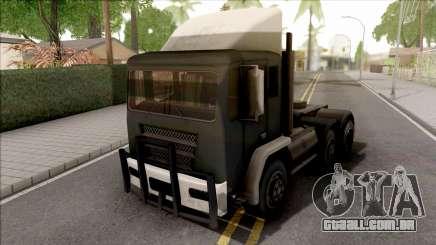 Blockade SA Style para GTA San Andreas