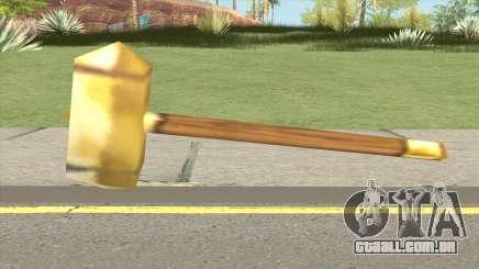 Uther Hammer (Warcraft III RoC) para GTA San Andreas