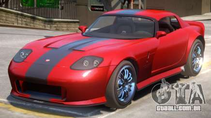 Banshee Improved para GTA 4
