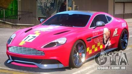 Haru Okumura Aston Martin para GTA 4