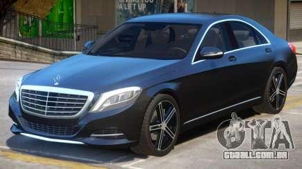 Mercedes Benz S500 V1.2 para GTA 4