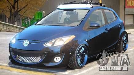 Mazda 2 V1.1 para GTA 4