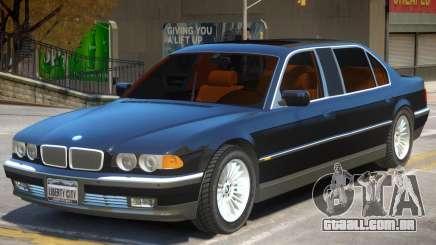 BMW L7 V2 para GTA 4