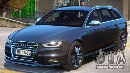 Audi S4 V2 para GTA 4