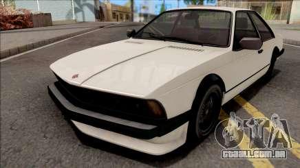 GTA V Ubermacht Zion Classic SA Style para GTA San Andreas