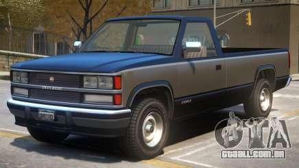 Declasse 1500LX Yosemite Long Bed para GTA 4