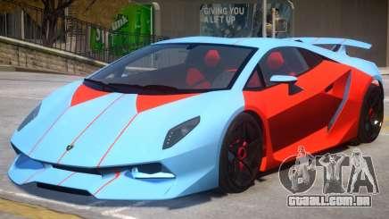 Lamborghini SE PJ3 para GTA 4