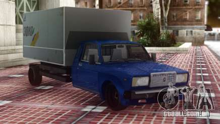2107 Caminhão para GTA San Andreas